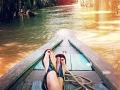 Relaxing Boat Ride